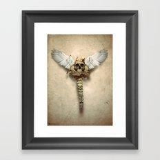 Debitum Naturae Framed Art Print