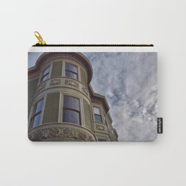 San Francisco Architecture - Russian Hill Carry-All Pouch
