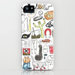 It's Always Sunny in Philly iPhone Case
