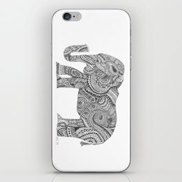 Elephant of Design iPhone Skin
