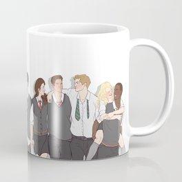 pack 'em all in hogwarts Coffee Mug