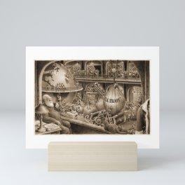 CHRISTMAS: Global Mini Art Print