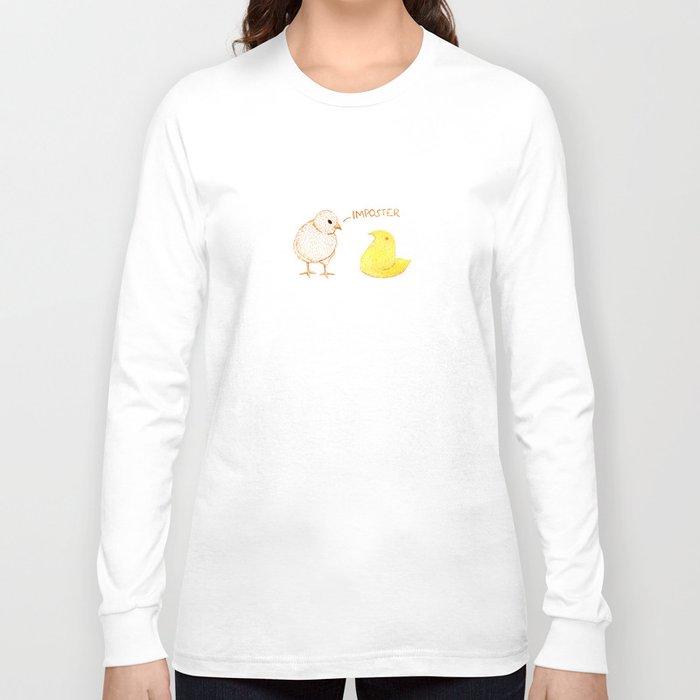 Peep Imposter Long Sleeve T-shirt