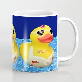 Three Little Ducks Coffee Mug