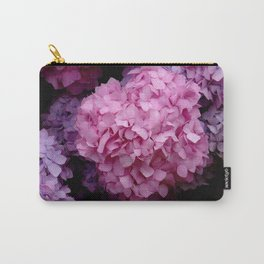 Spring Hydrangeas 3 Carry-All Pouch