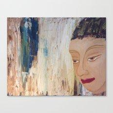 Strong Buddha Canvas Print