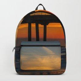 The Sun Slips Away Backpack