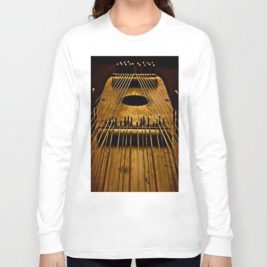 Ukelin Strings Long Sleeve T-shirt