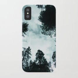 Redwood Forest Adventure - Nature Photography iPhone Case