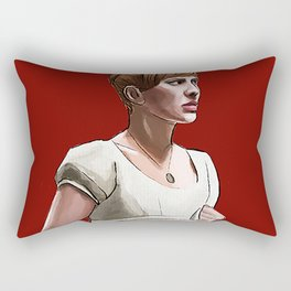 Sonya is Good Rectangular Pillow