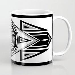 aztek eyez Coffee Mug