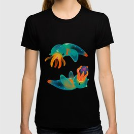 Sea angel & sea butterfly T-shirt