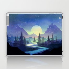 Touching the Stars Laptop & iPad Skin