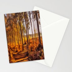 My World Your World Stationery Cards