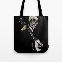 Skullboys' Banjo Blues Tote Bag