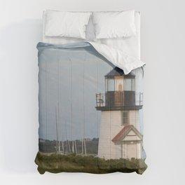 Nantucket Lighthouse Comforters