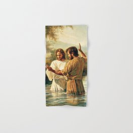 John The Baptist Hand & Bath Towel