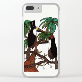 PelicanLove Clear iPhone Case