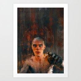 Nux Mad Max Art Print