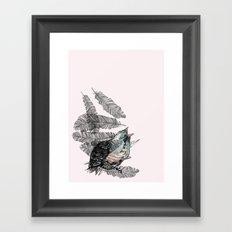 Birdster Framed Art Print