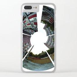 In Centro Urbano Presidente Miguel Alemán Clear iPhone Case