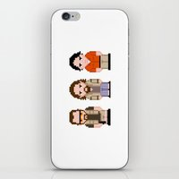 the big lebowski iPhone & iPod Skins featuring The Big Lebowski  by PixelPower