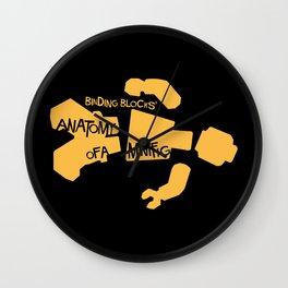 Anatomy of a Minifig Wall Clock