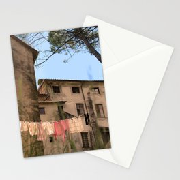 Ceserano Clothesline Stationery Cards