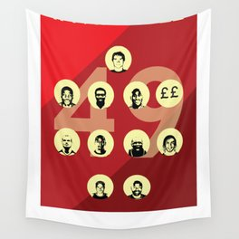Arsenal Invincibles Wall Tapestry