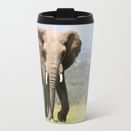 Bull Elephant Travel Mug