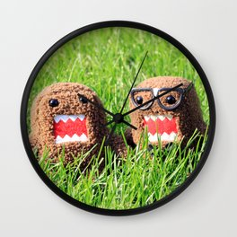 Domo Nation Wall Clock