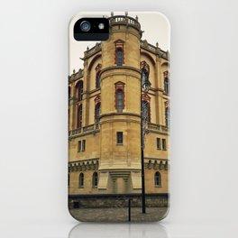 castle of Saint Germain en Lay iPhone Case