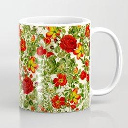 Flower Garden Series/Rose Paradise Coffee Mug