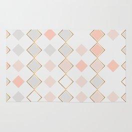 Pattern Rose Rug