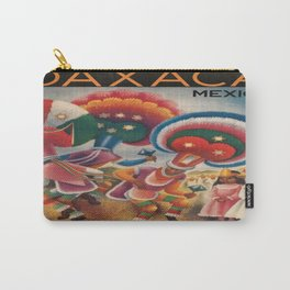 Vintage poster - Mexico Carry-All Pouch
