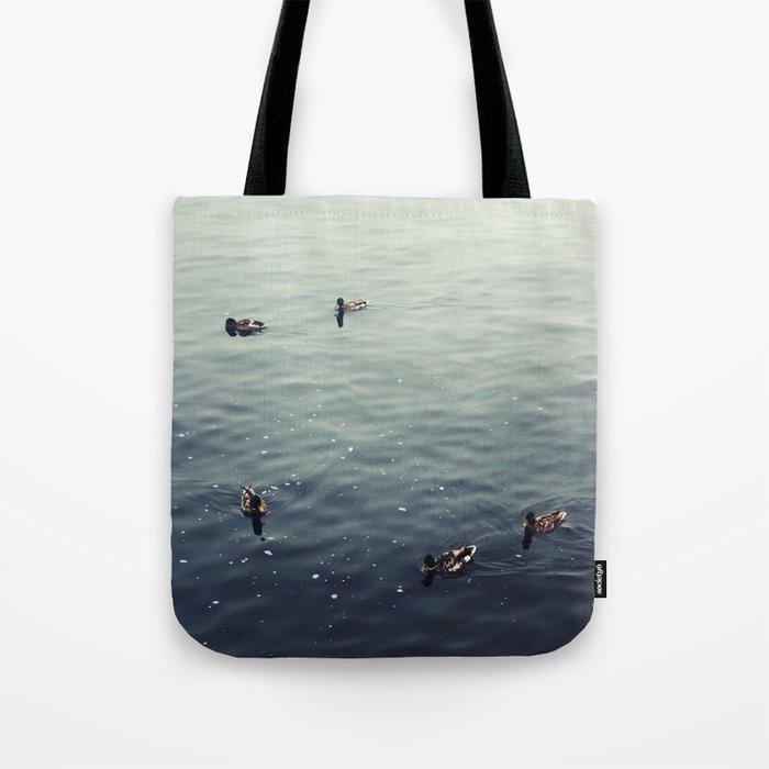 Untitled (Lake Michigan) Tote Bag