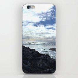 Ocean Break iPhone Skin