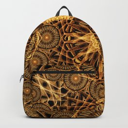 Endless Earth Mandala Backpack
