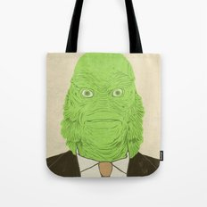 Young Professional from the Black Lagoon Tote Bag