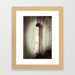 Hidden Passage Framed Art Print