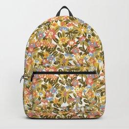 Garden Print Backpack