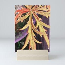 Leaf Study 1 Mini Art Print