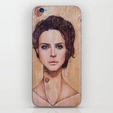 Lana, oh Lana! iPhone & iPod Skin