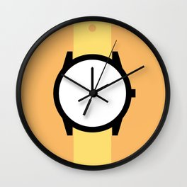#87 Watch Wall Clock