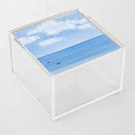 Two Seals Pop Up Acrylic Box
