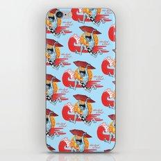 Dead Surf iPhone & iPod Skin