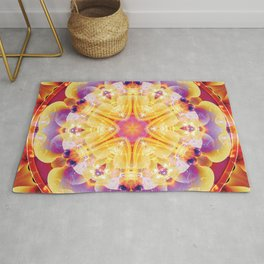 Mandalas from the Heart of Compassion 2 Rug