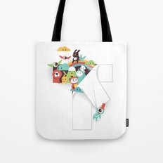 There is a T in the Team (but no I) Tote Bag