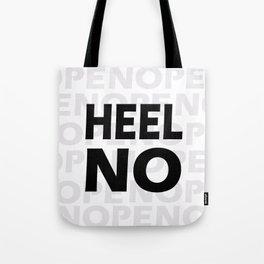 The nope Tote Bag