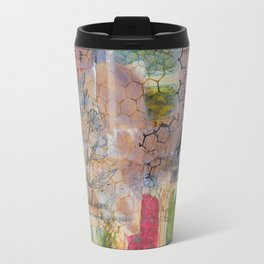 Homesteading  Metal Travel Mug